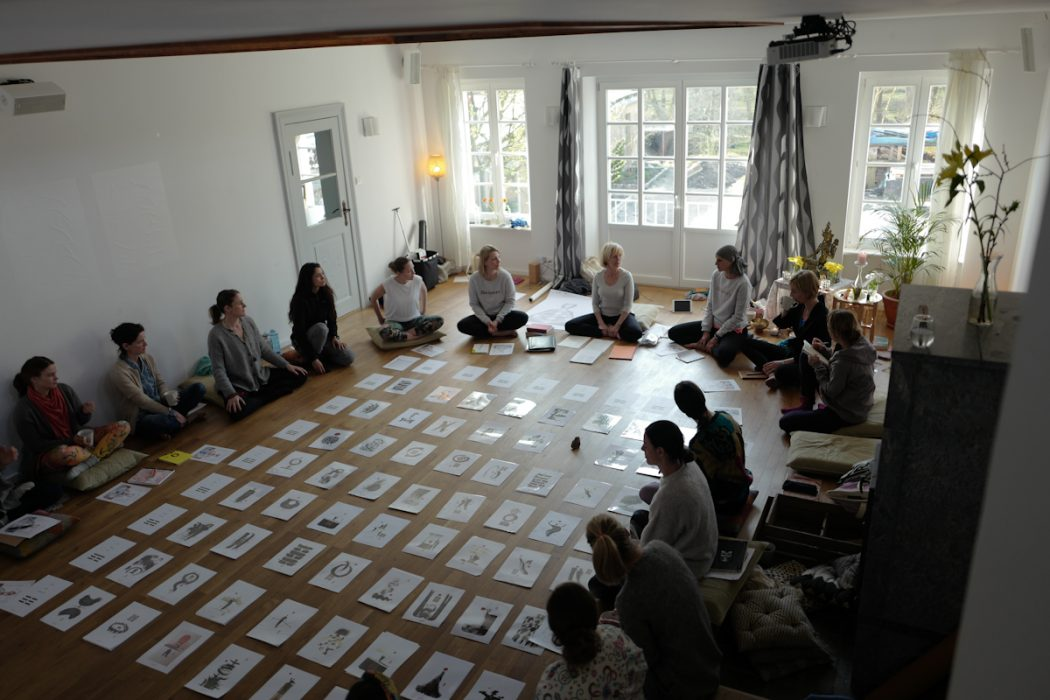 Review: 31.03.-02.04.2017 YOGA RETREAT & WORKSHOP #3 - LEAD WITH LOVE