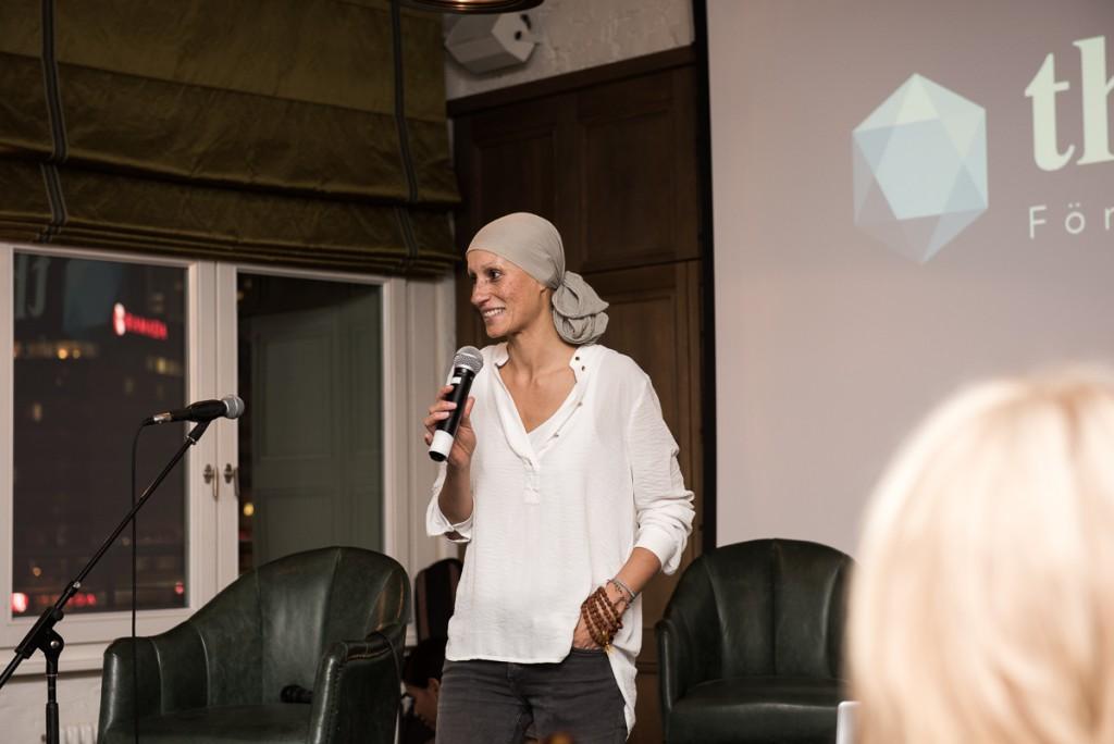 Initiatorin Yasmine Orth