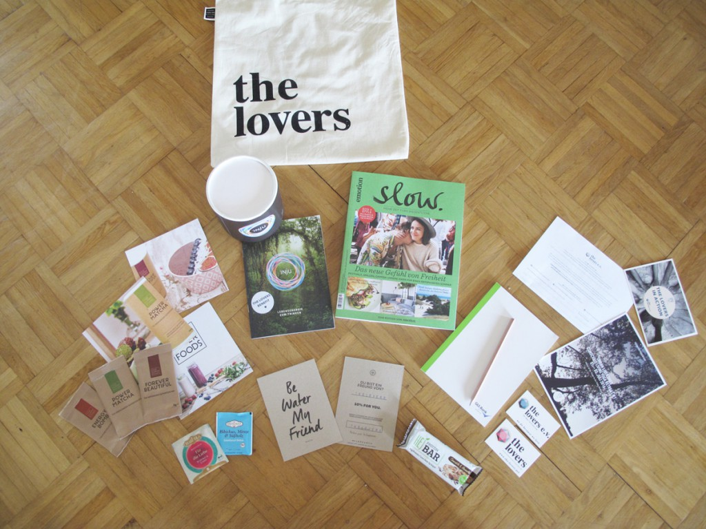 The Lovers Goodies