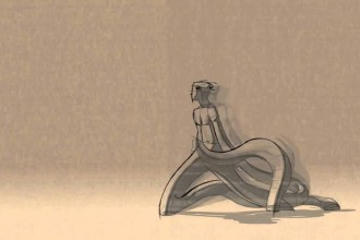#Art- Beautiful Animation by Ryan Woodward – Thought of You – Video