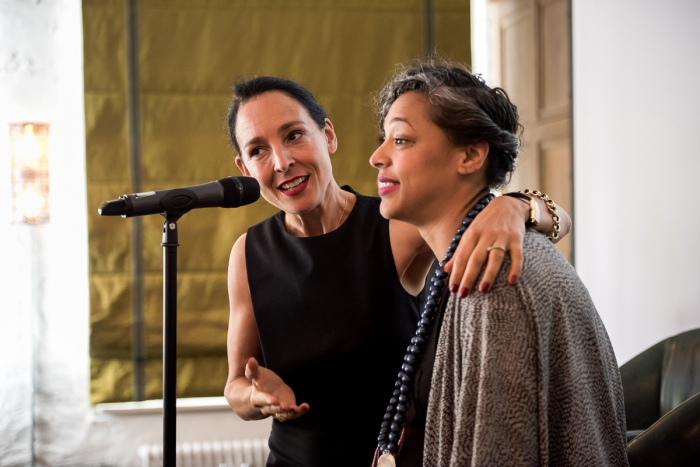 Andrea Thilo & Sandra Amarie