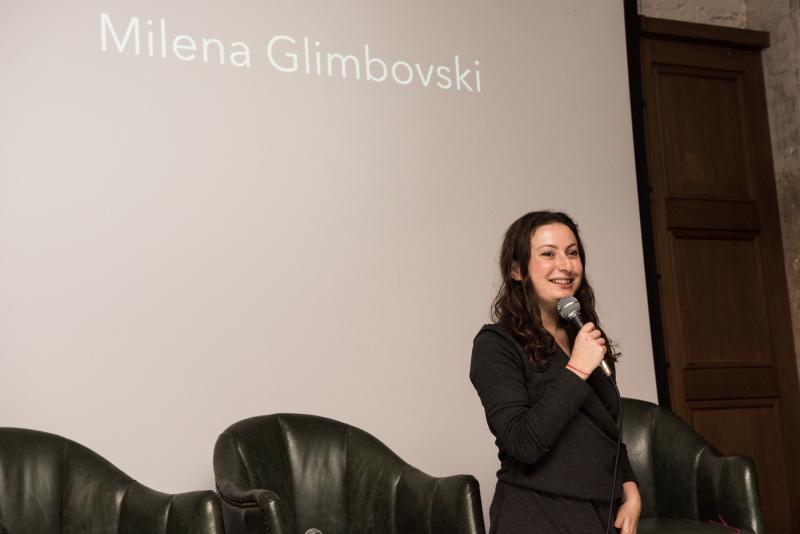 Milena Glimbowski
