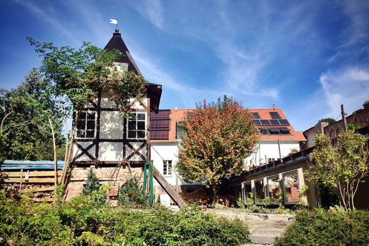 Taubenblau_Haus