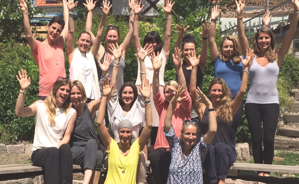 Review: 09.-11.06.2017 YOGA RETREAT & WORKSHOP #4 - LEAD WITH LOVE