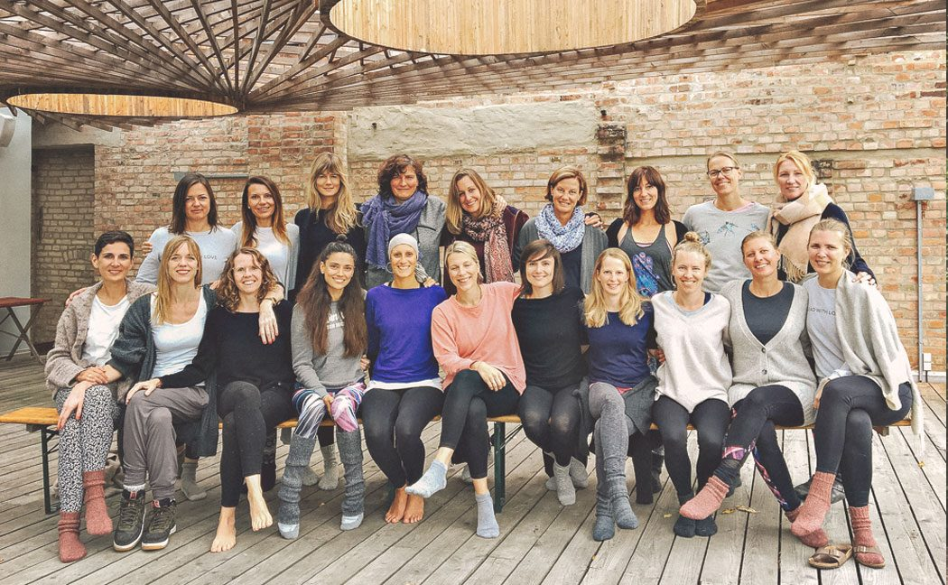Review: 29.09-01.10.2017 YOGA RETREAT & WORKSHOP #5 - LEAD WITH LOVE