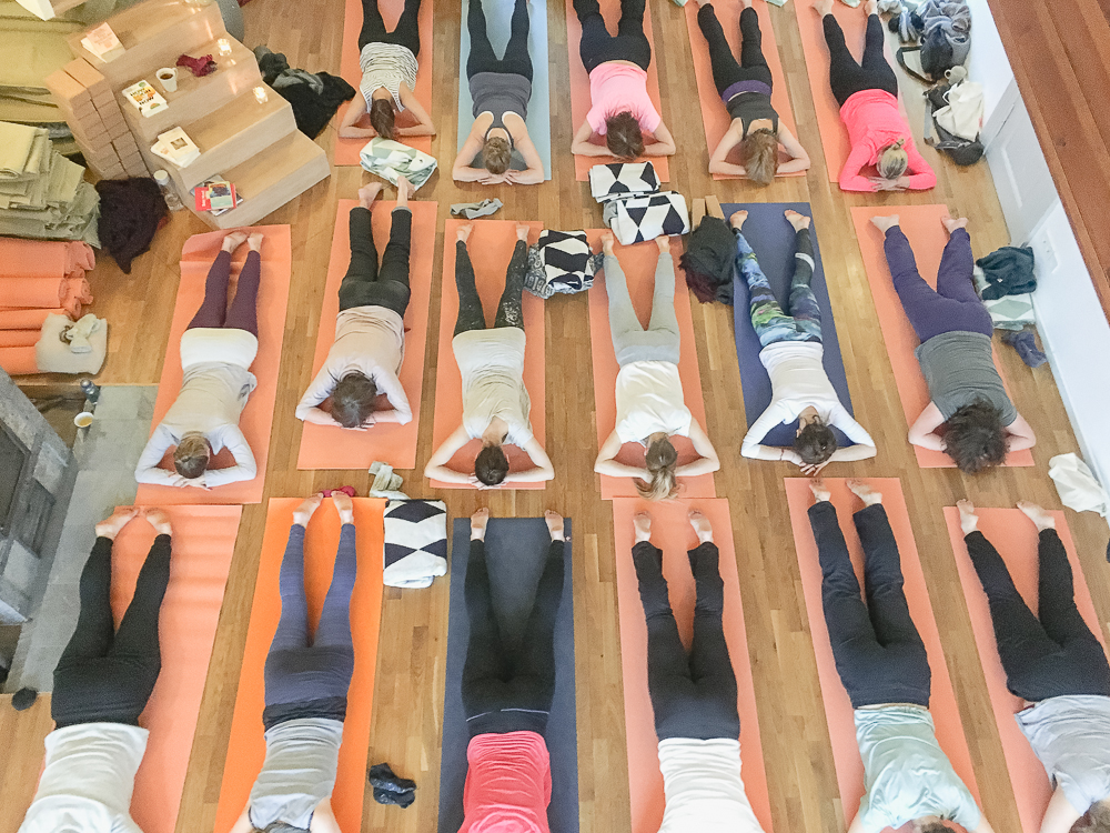 Review: 17.-19.01.2018 YOGA RETREAT & WORKSHOP #6 - LEAD WITH LOVE