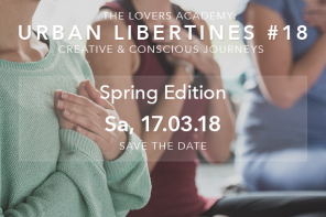 Save The date – 17.03.2018 – #18 Urban Libertines Salon – Spring Edition