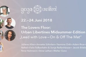 23.-24.06.2018 The Lovers Floor: Yoga United Festival, Brandenburg