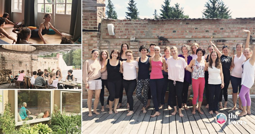 15.-17.06.2018 THE LOVERS ACADEMY: Retreat & Coaching Workshop #7 ...