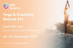 The Lovers Academy: 20.–22.09.2019 — Yoga <span class=